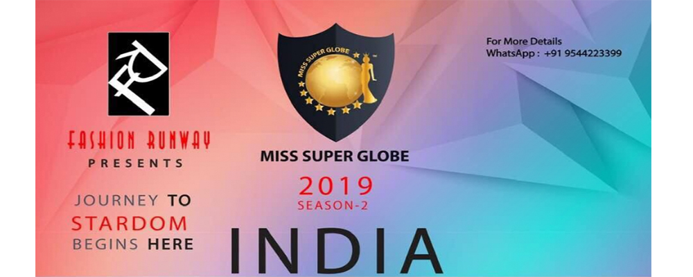 Akshara Reddy - Ms Super Globe 2019 - Pageant Vote ASIA