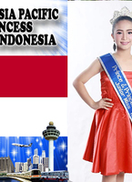 Little asia pacific princess jambi indonesia 2019