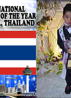 International jr mister bangkok  thailand