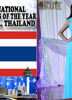 International little miss bangkok  thailand