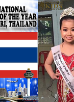 International mini miss nonthaburi   thailand