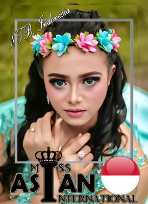 Ntb  indonesia miss